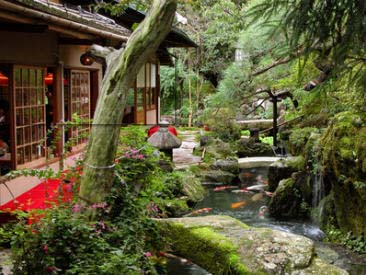 Japanese landscaping information and tips for Easy japanese garden