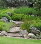 how to rock garden