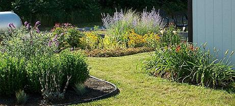 Easy Garden Bed