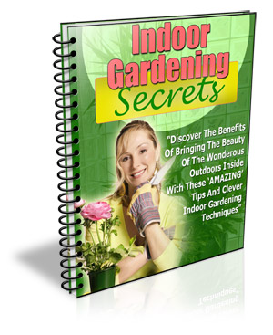 Gardening made easy ebook for Indoor gardening made easy
