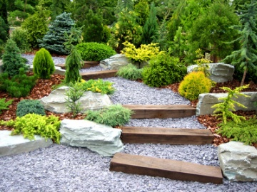 landscape gardening tips